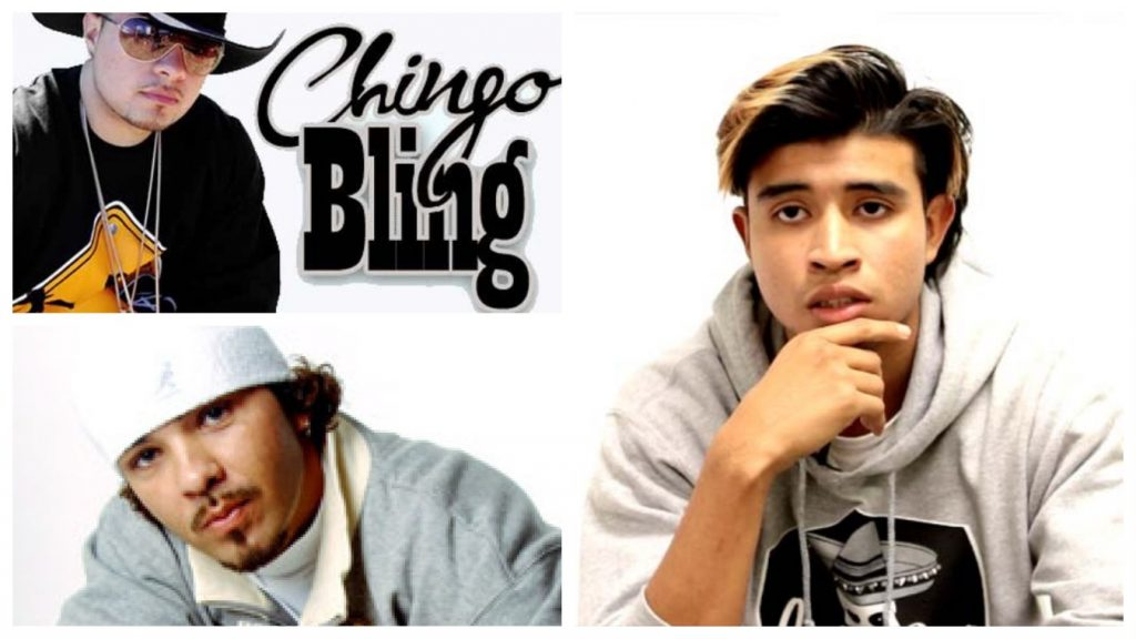 Chingo Bling, Baby Bash, Kap G