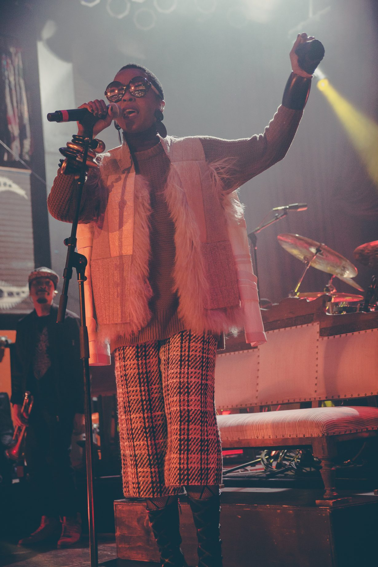 LaurynHill HOBChicago JFRANK 12 of 32 1230x1845 Photos: Ms Lauryn Hill The MLH Caravan tour House of Blues Chicago