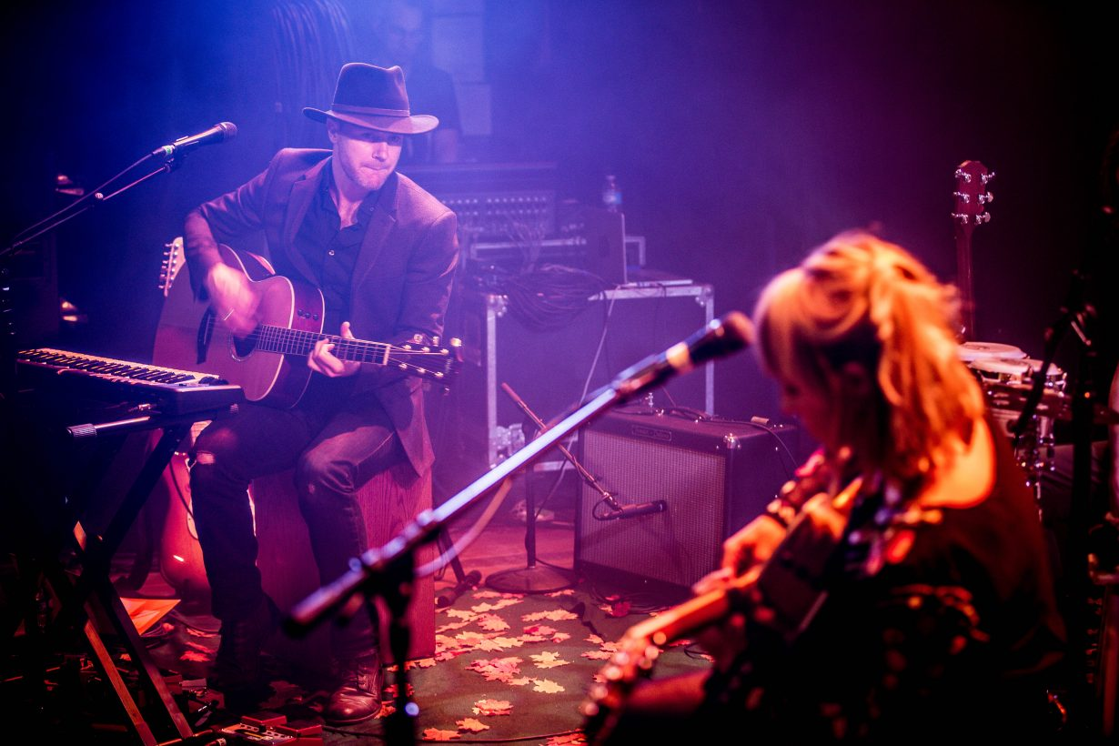 4I0A2135 1230x820 The Joy Formidable took fans on a musical journey at the Lincoln Hall
