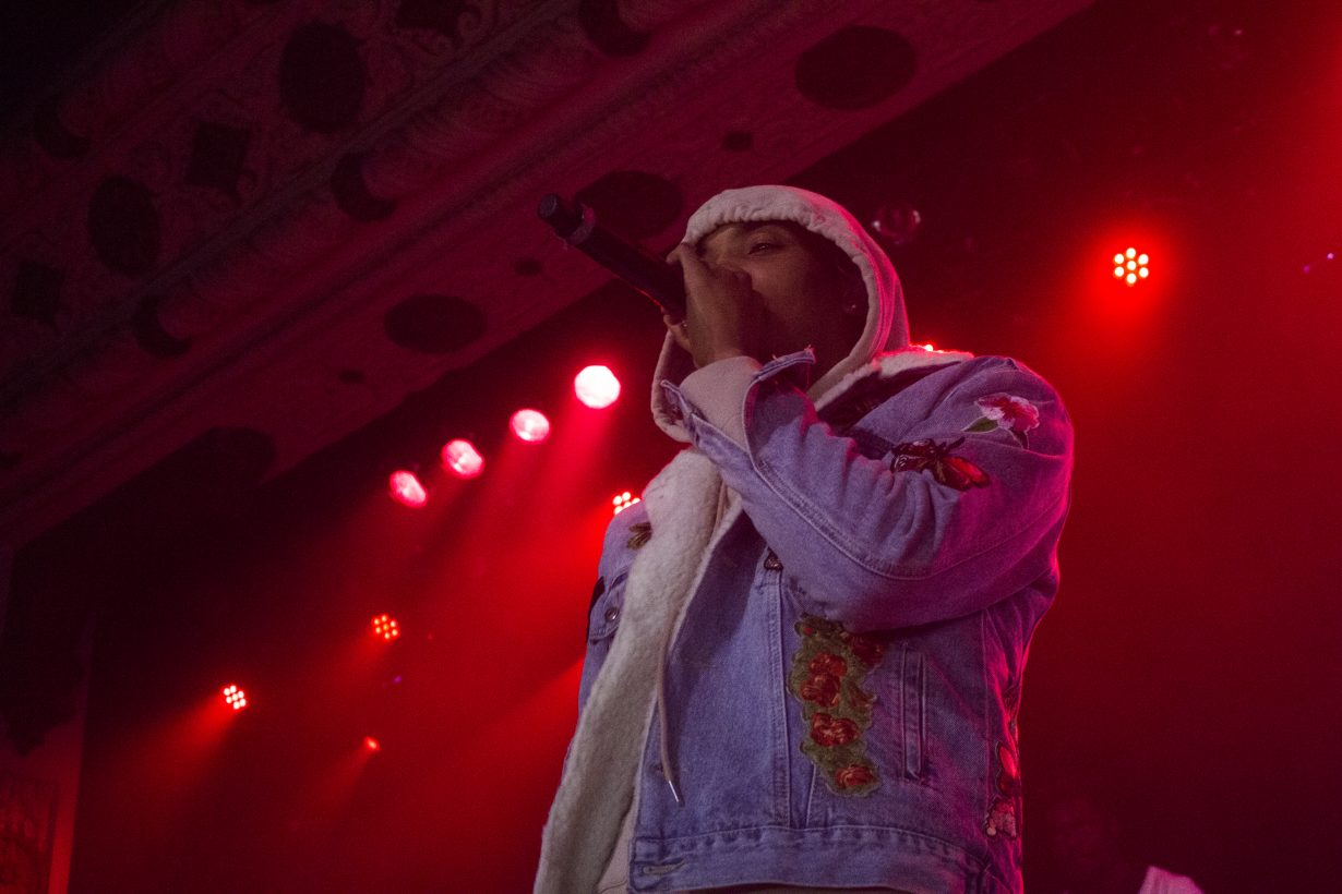 GHerbo 09 1230x820 G Herbo and Lil Bibby team up to sellout the Metro for Red Bull Sound Select