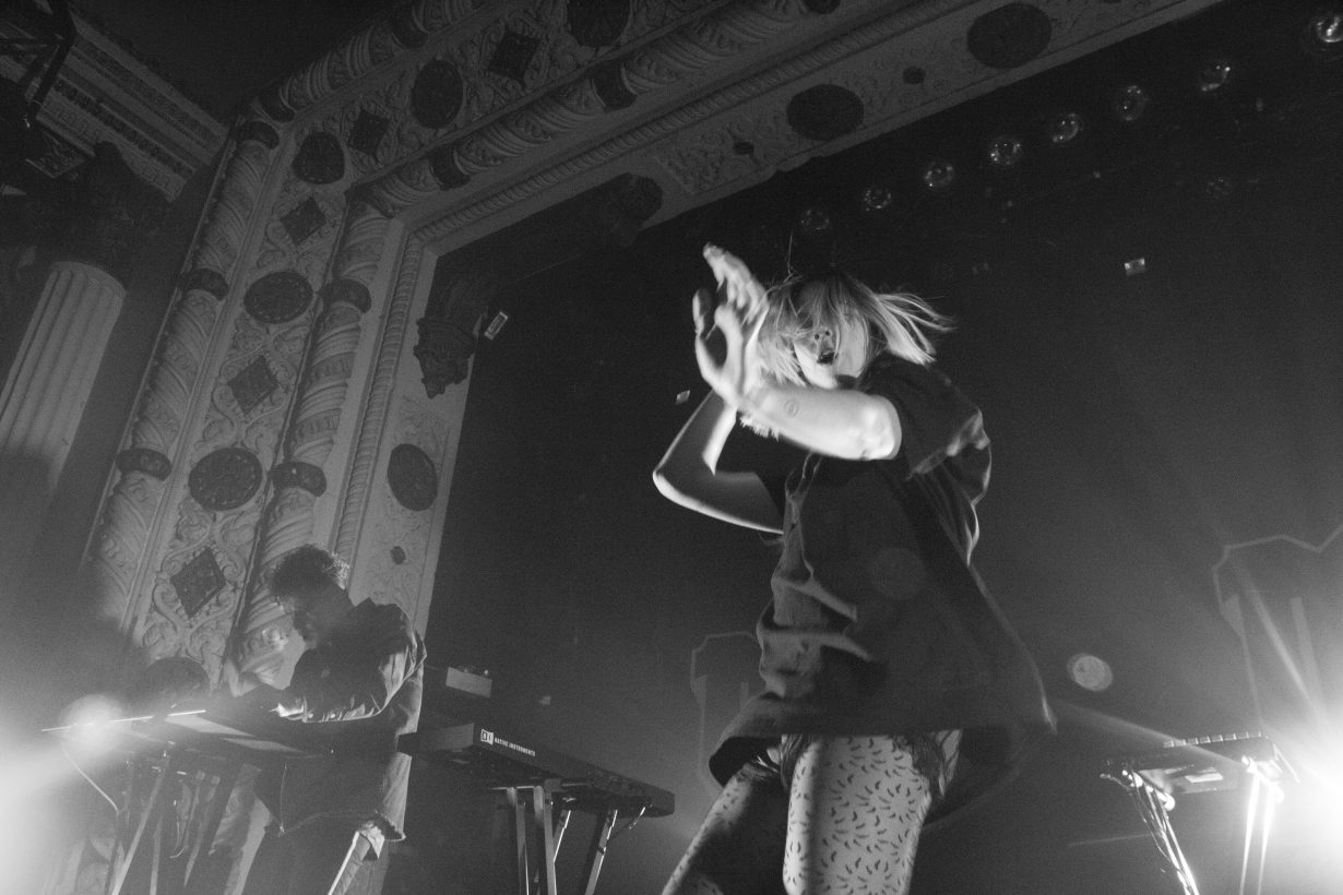 MG 7331 1230x820 MØ performs astonishing performance at the Metro with Tei Shi