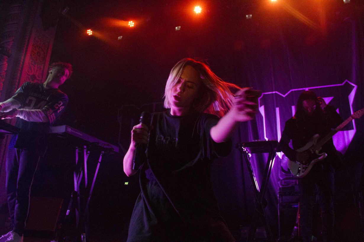MG 7370 1230x820 MØ performs astonishing performance at the Metro with Tei Shi