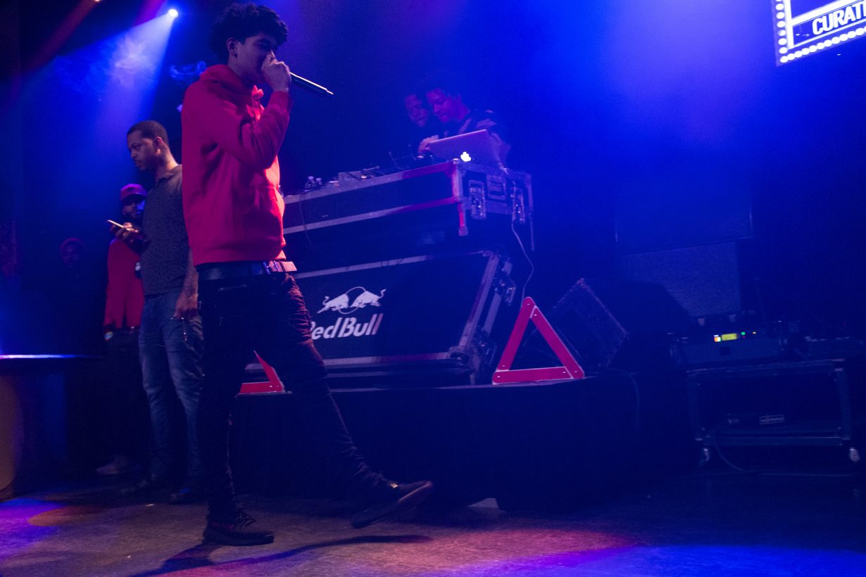 TrillSammy 01 1230x820 G Herbo and Lil Bibby team up to sellout the Metro for Red Bull Sound Select