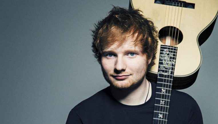 ed sheeran 762x434 On the Radar: Goodbye HIM, Meat Wave, Good Guy Chance + More