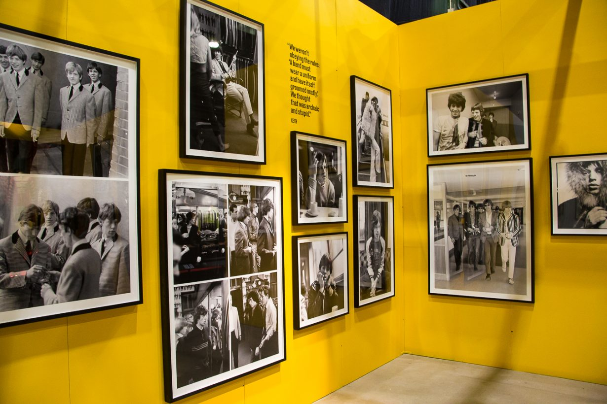 IMG 9997 1230x820 The Rolling Stones Exhibitionism hits Chicago