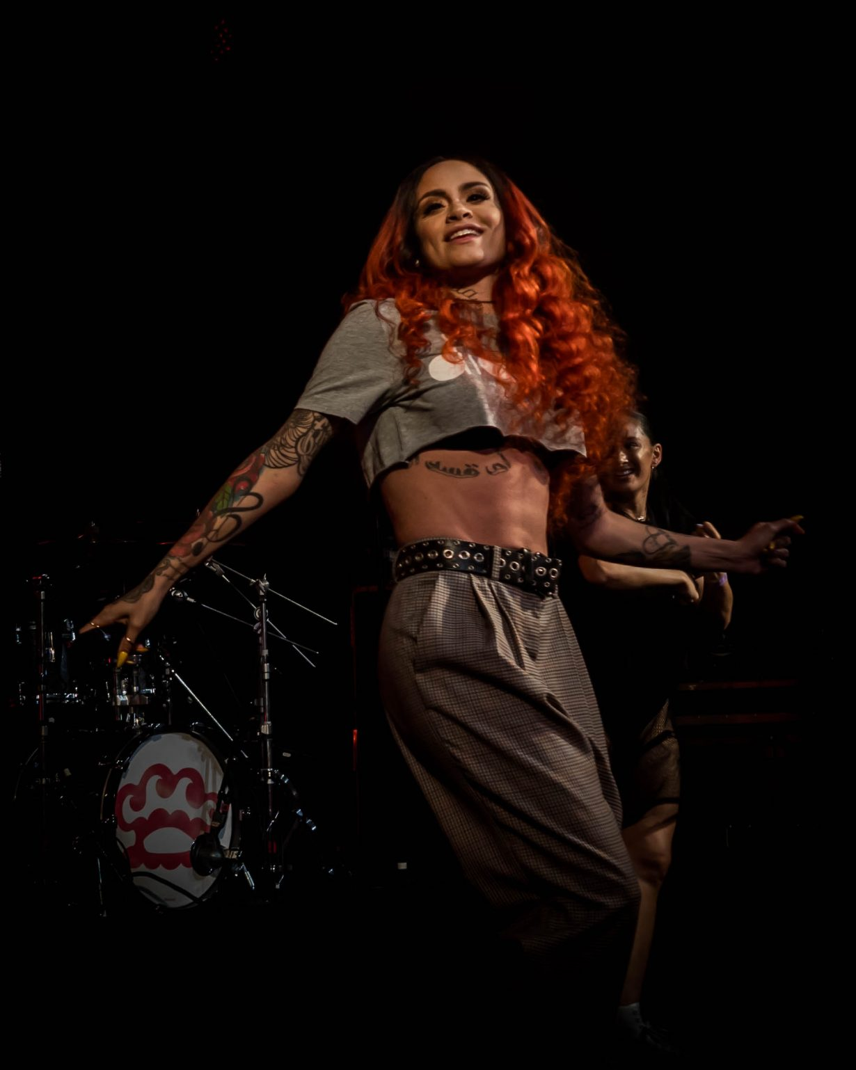 DSC05579 1230x1538 Kehlanis SweetSexySavage tour takes over Chicago