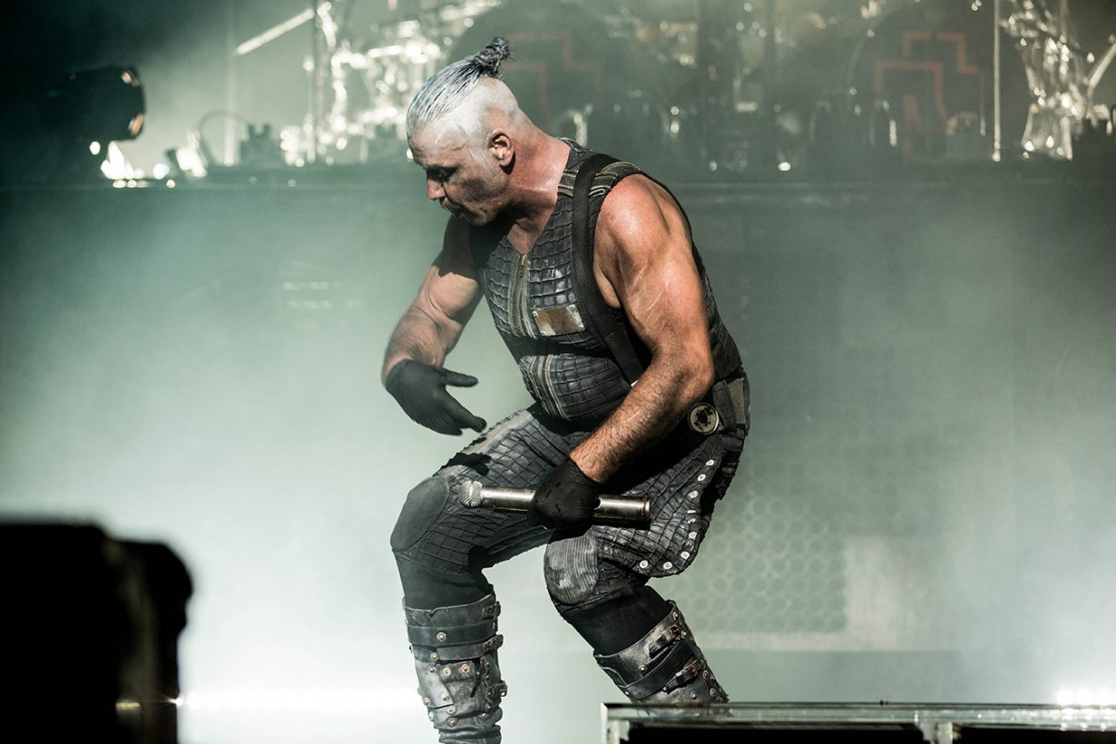 4I0A0448 1230x820 Rammstein breaths fire into the crowd at Hollywood Casino Amphitheater