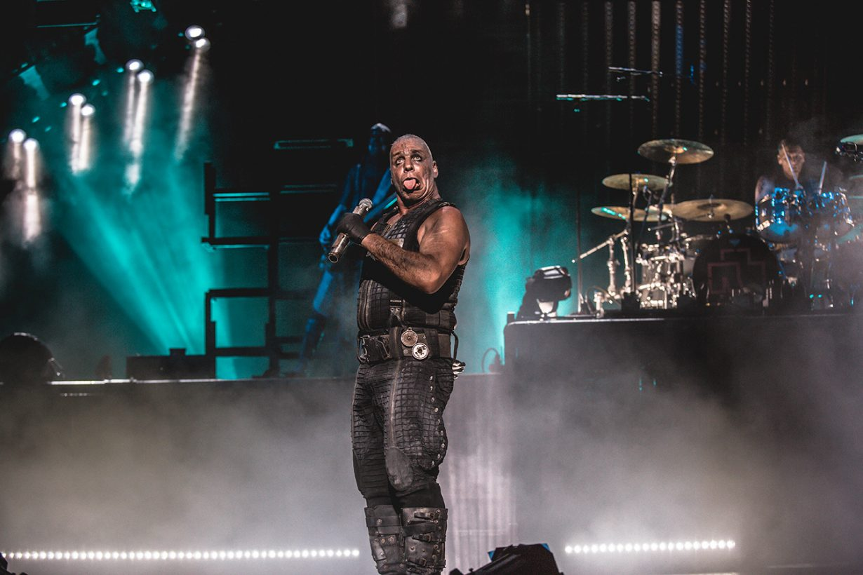 4I0A0572 1 1230x820 Rammstein breaths fire into the crowd at Hollywood Casino Amphitheater