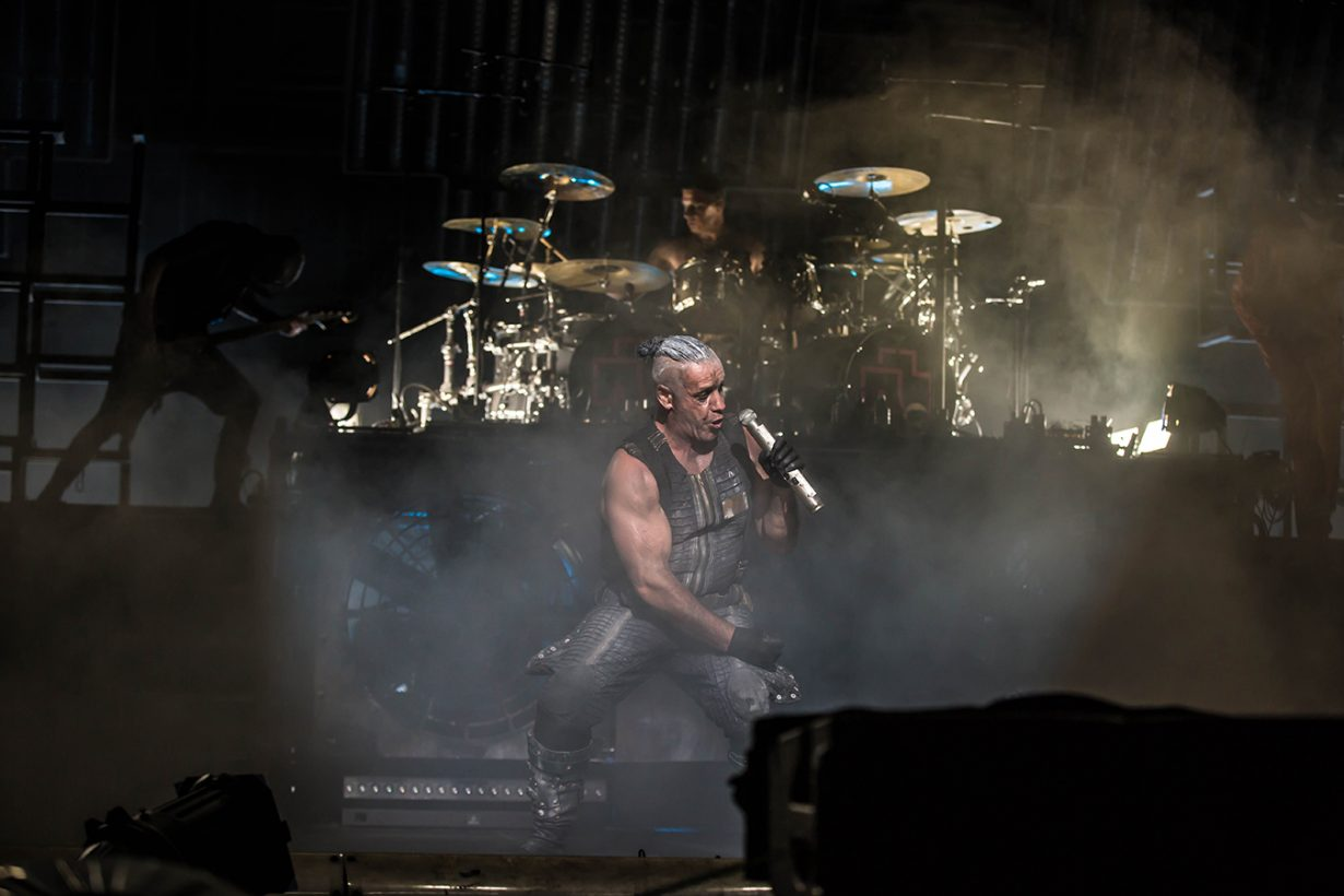 4I0A0584 1230x820 Rammstein breaths fire into the crowd at Hollywood Casino Amphitheater