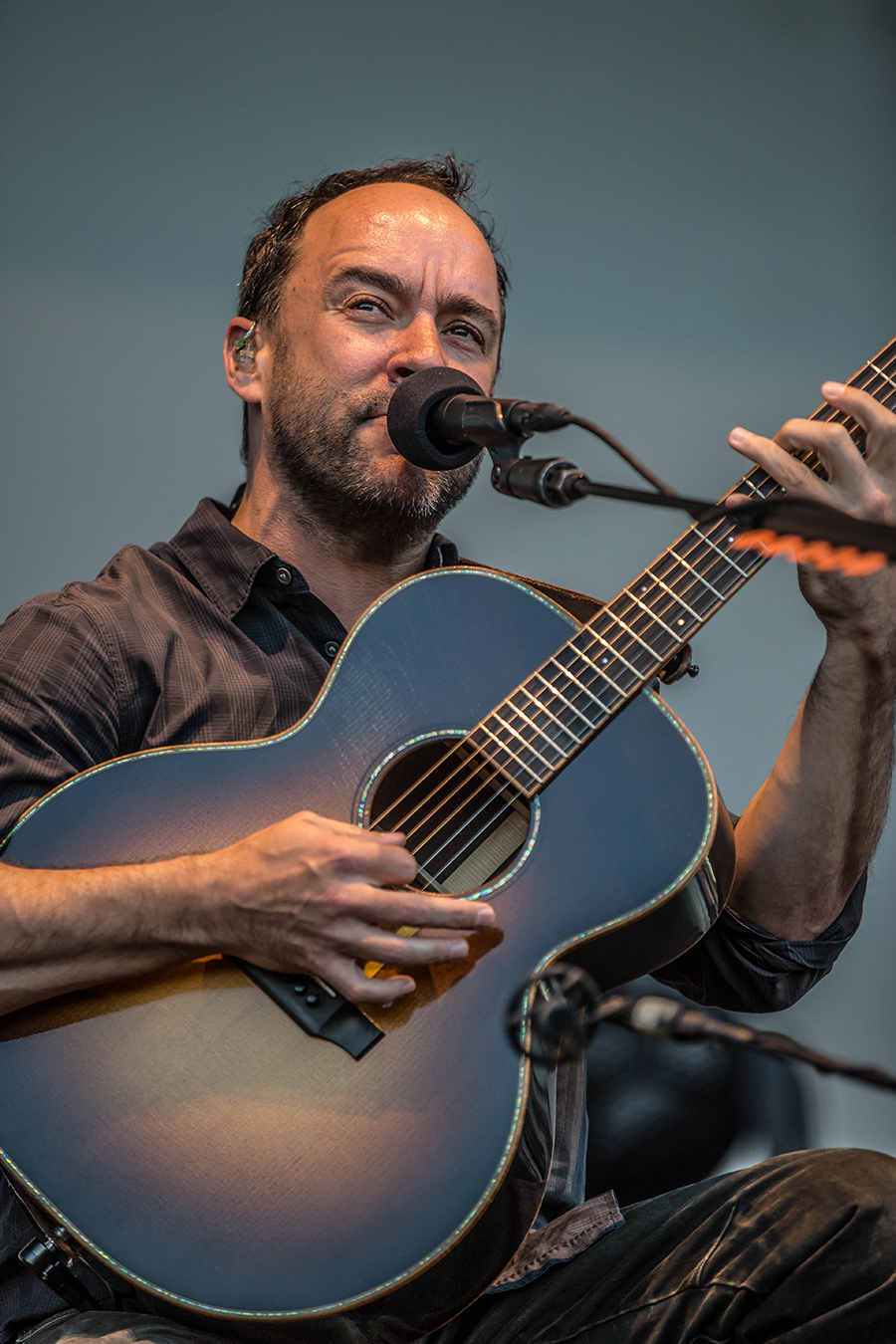 4I0A9665 Dave Matthews and Tim Reynolds jam out for two nights at Northerly Island