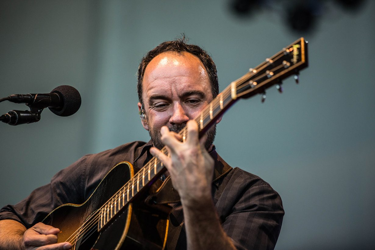 4I0A9734 1230x820 Dave Matthews and Tim Reynolds jam out for two nights at Northerly Island