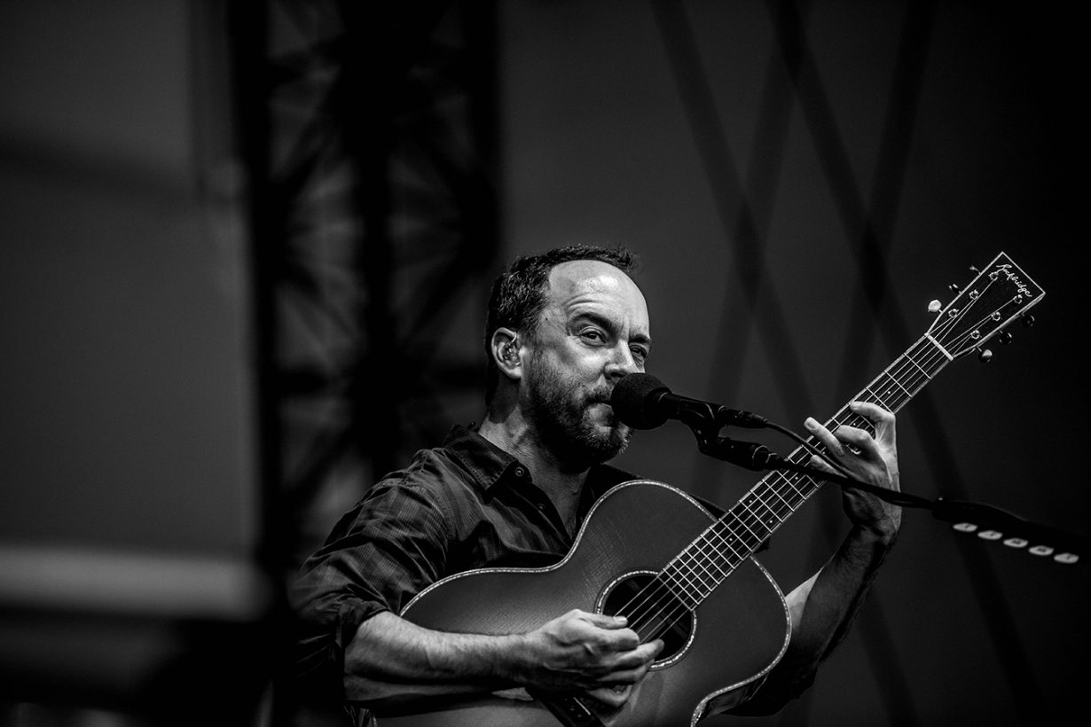 4I0A9745 1230x820 Dave Matthews and Tim Reynolds jam out for two nights at Northerly Island