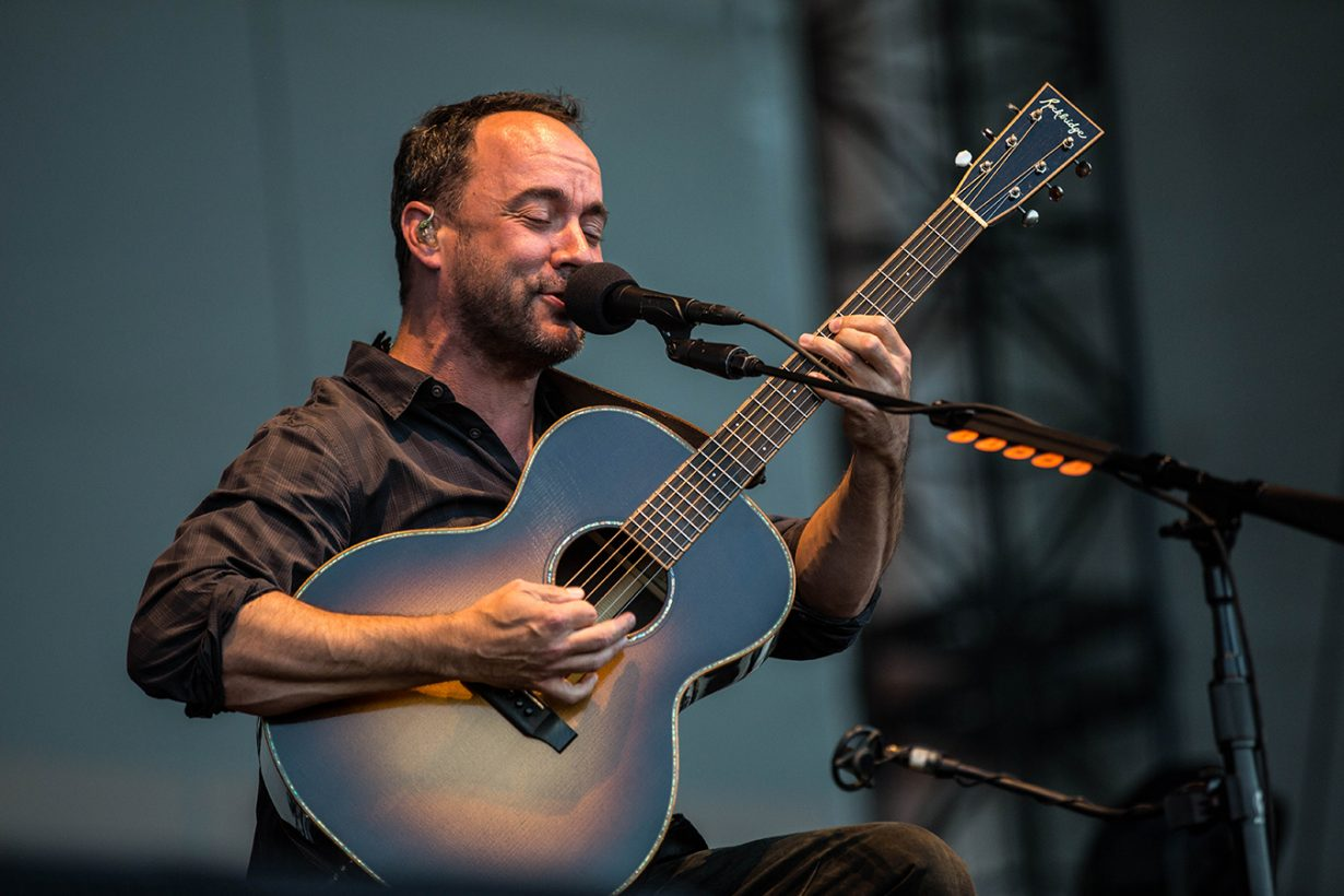 4I0A9765 1230x820 Dave Matthews and Tim Reynolds jam out for two nights at Northerly Island