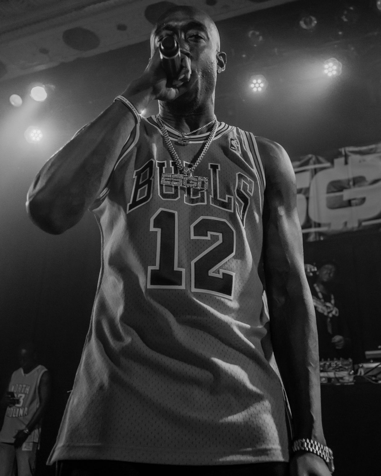 Freddie Gibbs. Metro Chicago. Photo Kevin Baker 10 1230x1537 Freddie Gibbs music spoke volumes over the packed crowd at the Metro