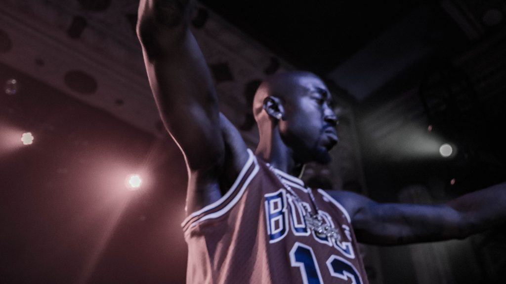 Freddie Gibbs. Metro Chicago. Photo Kevin Baker 14 1024x576 Freddie Gibbs music spoke volumes over the packed crowd at the Metro