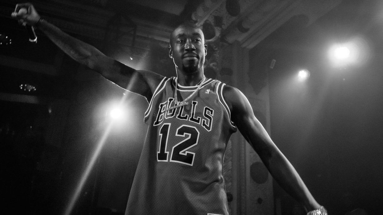 Freddie Gibbs. Metro Chicago. Photo Kevin Baker 15 1230x692 Freddie Gibbs music spoke volumes over the packed crowd at the Metro