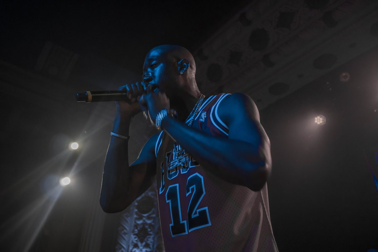 Freddie Gibbs. Metro Chicago. Photo Kevin Baker 6 1230x820 Freddie Gibbs music spoke volumes over the packed crowd at the Metro