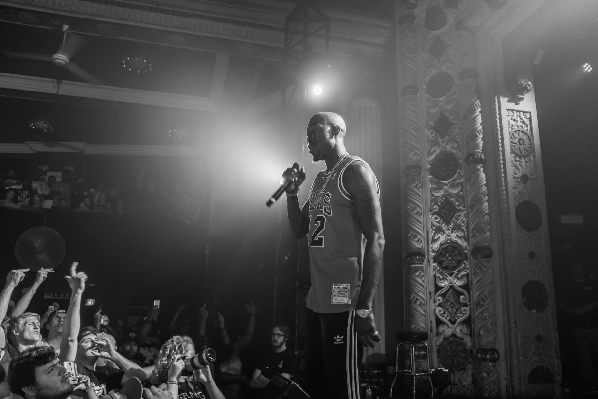 Freddie Gibbs. Metro Chicago. Photo Kevin Baker 7 1230x820 Freddie Gibbs music spoke volumes over the packed crowd at the Metro