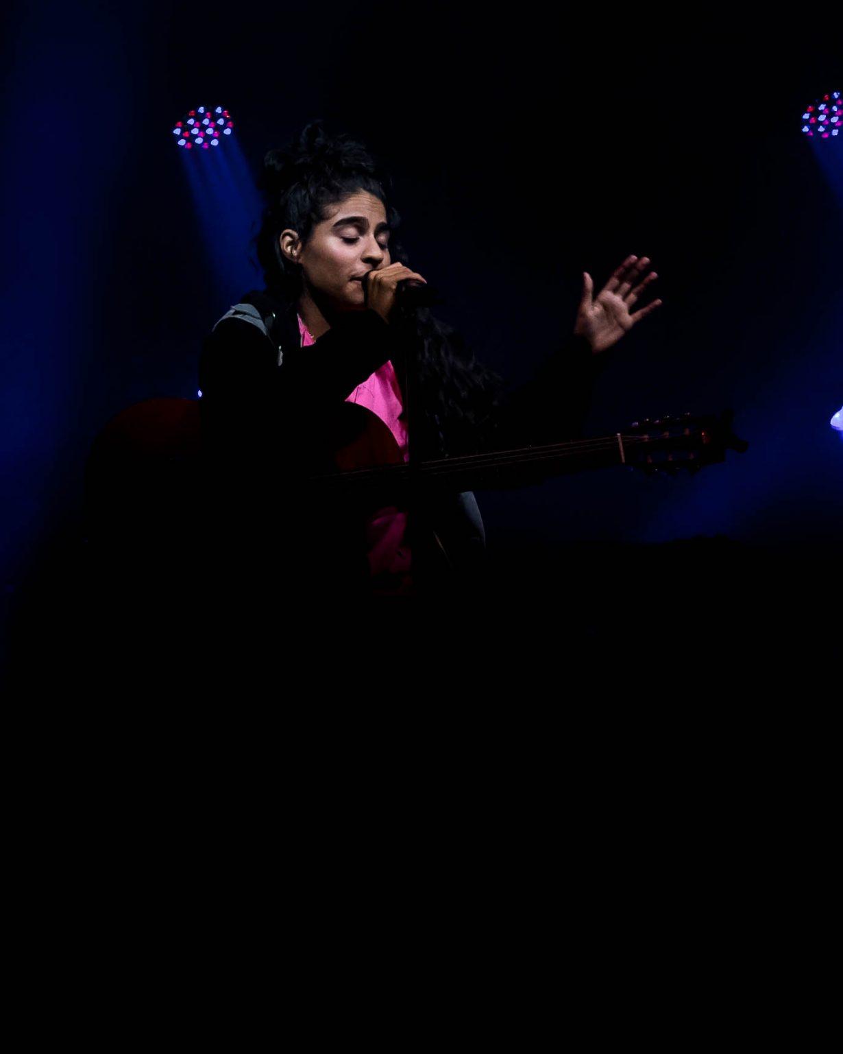 Jessie Reyez at Schubas. Photo Kevin Baker 14 1230x1537 Jessie Reyez Kiddo Tour Was An Intimate Vibe at Schubas