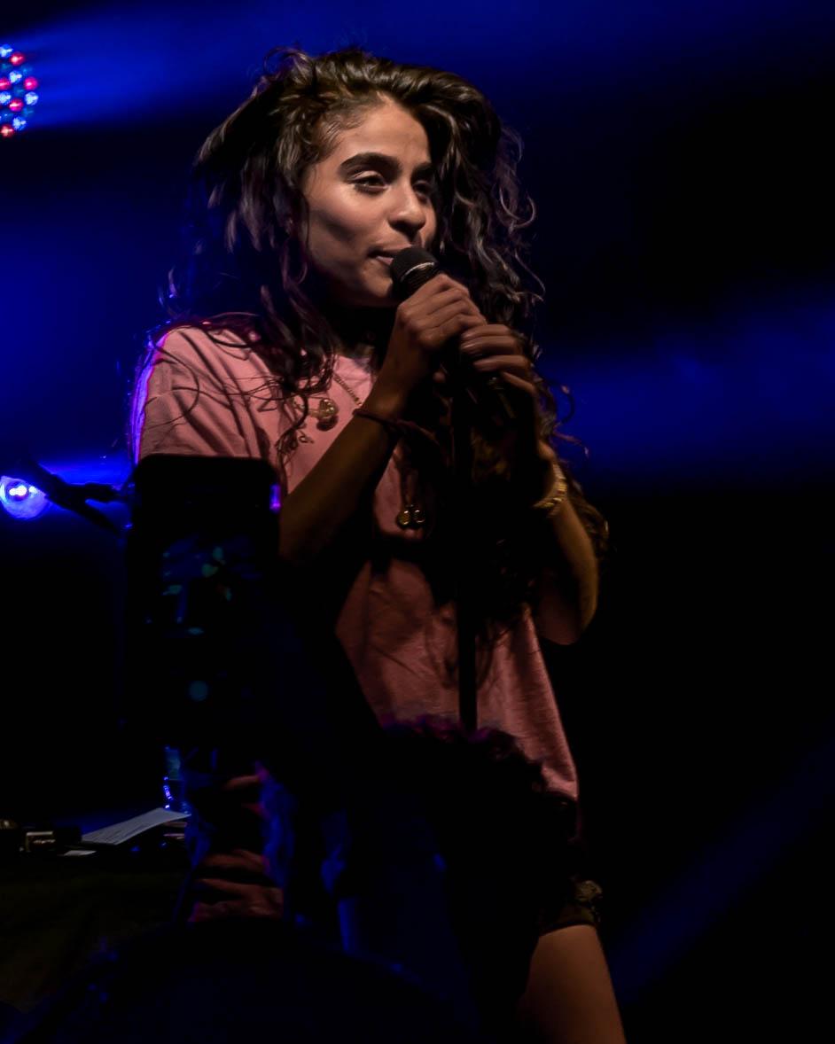 Jessie Reyez at Schubas. Photo Kevin Baker 34 Jessie Reyez Kiddo Tour Was An Intimate Vibe at Schubas