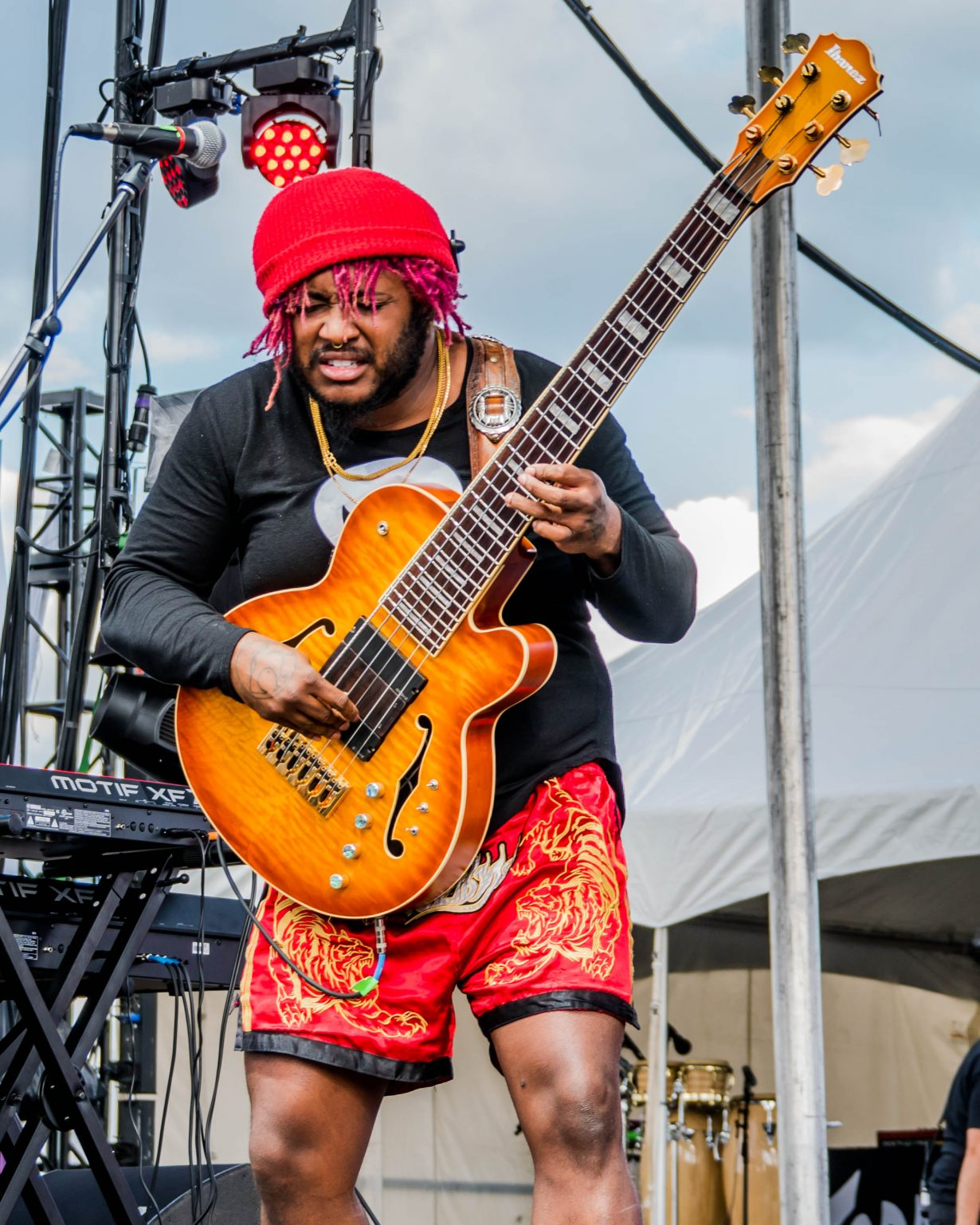Thundercat. Mamby On The Beach 2017. Photo Kevin Baker 13 1230x1537 Mamby on the Beach is the perfect blend of Chicago vibe and tunes