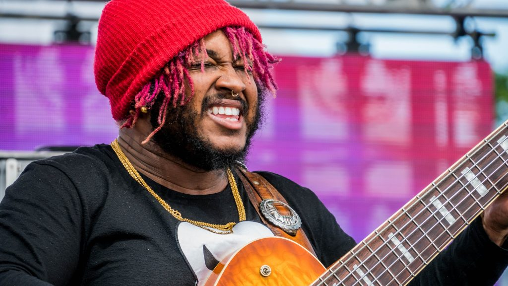 Thundercat. Mamby On The Beach 2017. Photo Kevin Baker