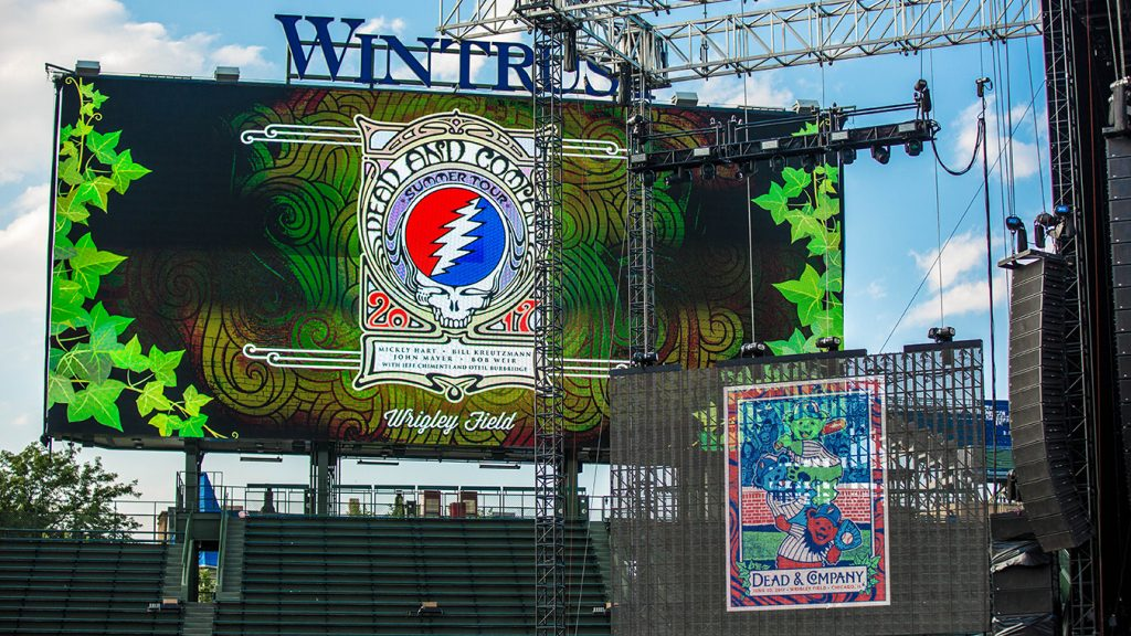 4I0A0600 1024x576 Dead and Company close out their Summer tour at Wrigley Field
