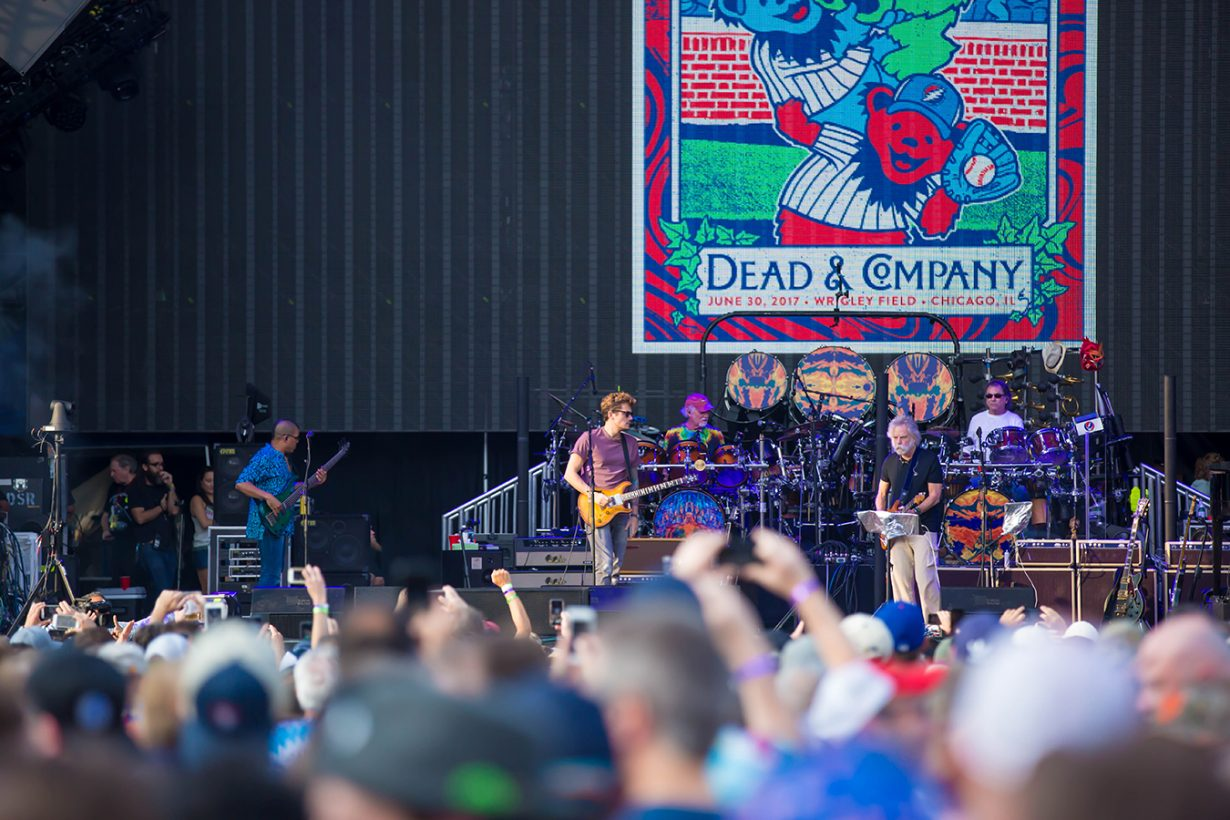 4I0A0609 1230x820 Dead and Company close out their Summer tour at Wrigley Field