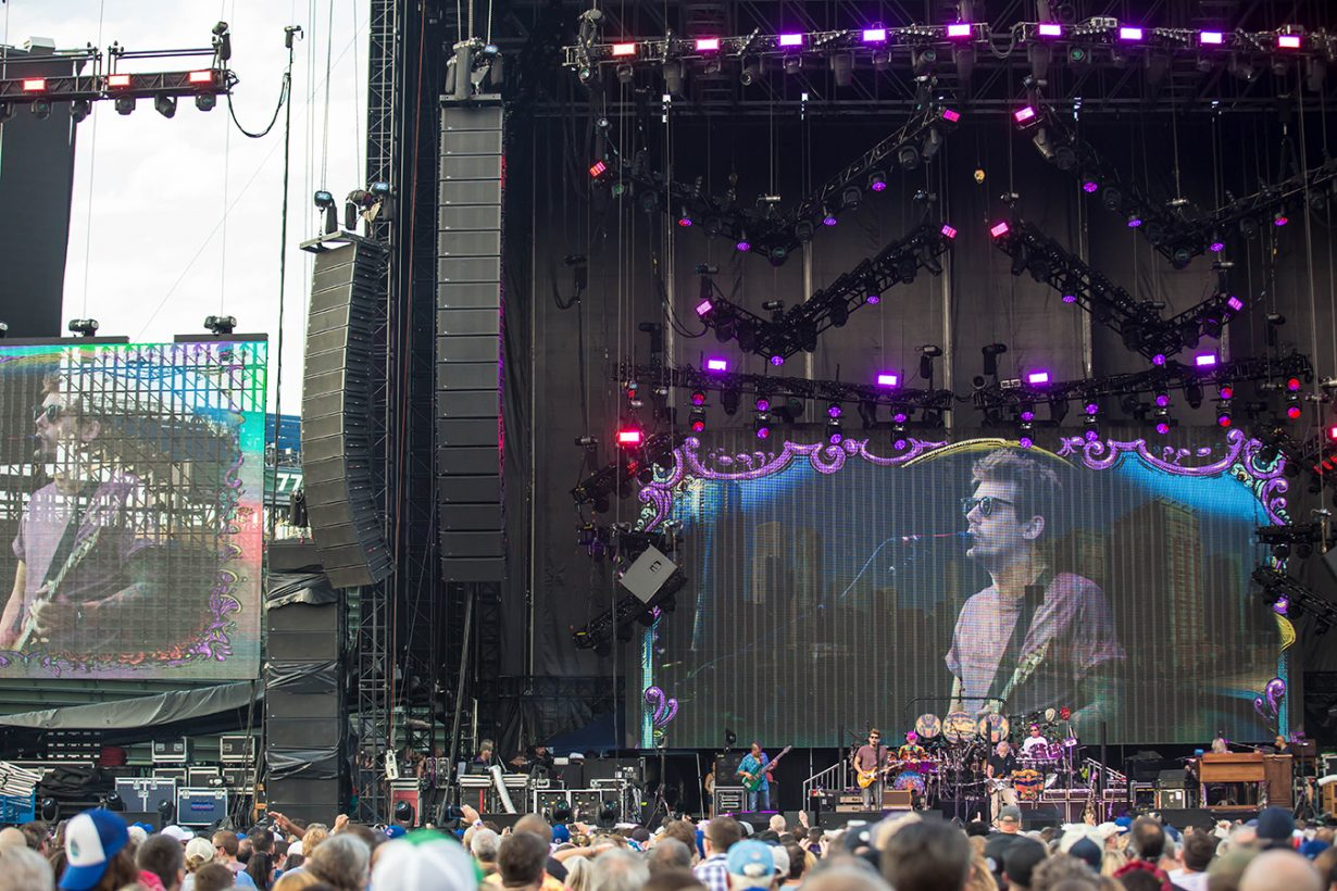 4I0A0801 1230x820 Dead and Company close out their Summer tour at Wrigley Field