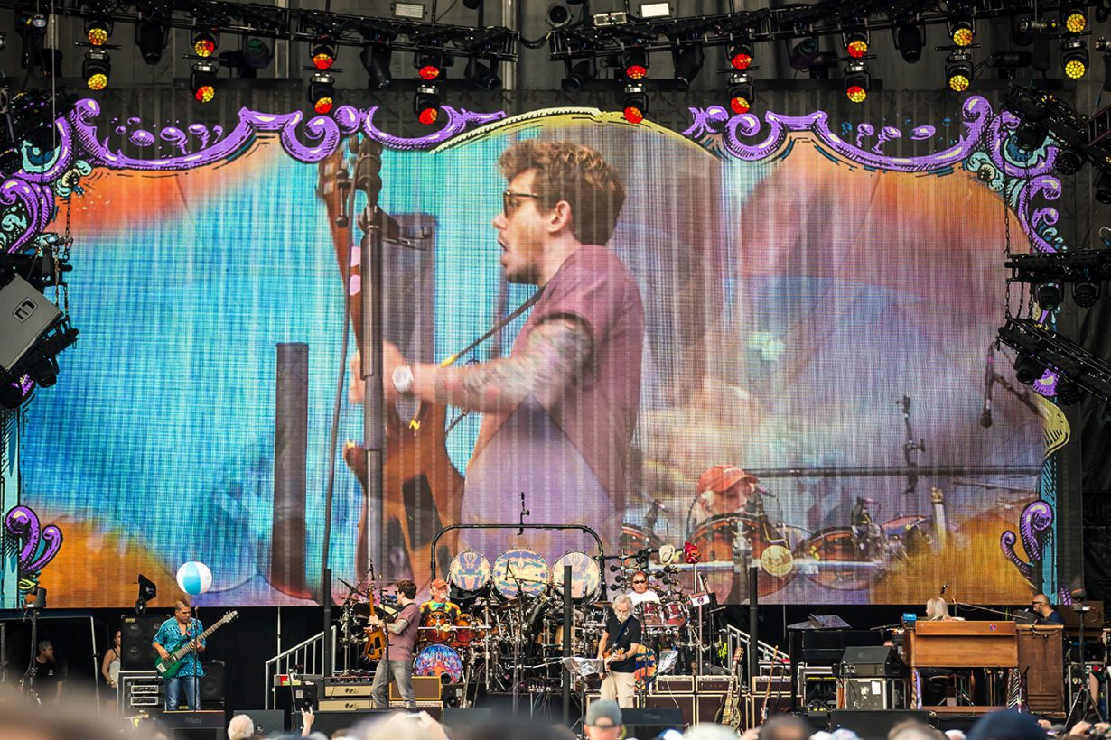 4I0A0863 1230x820 Dead and Company close out their Summer tour at Wrigley Field