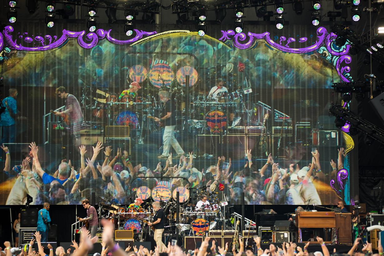 4I0A0886 1230x820 Dead and Company close out their Summer tour at Wrigley Field