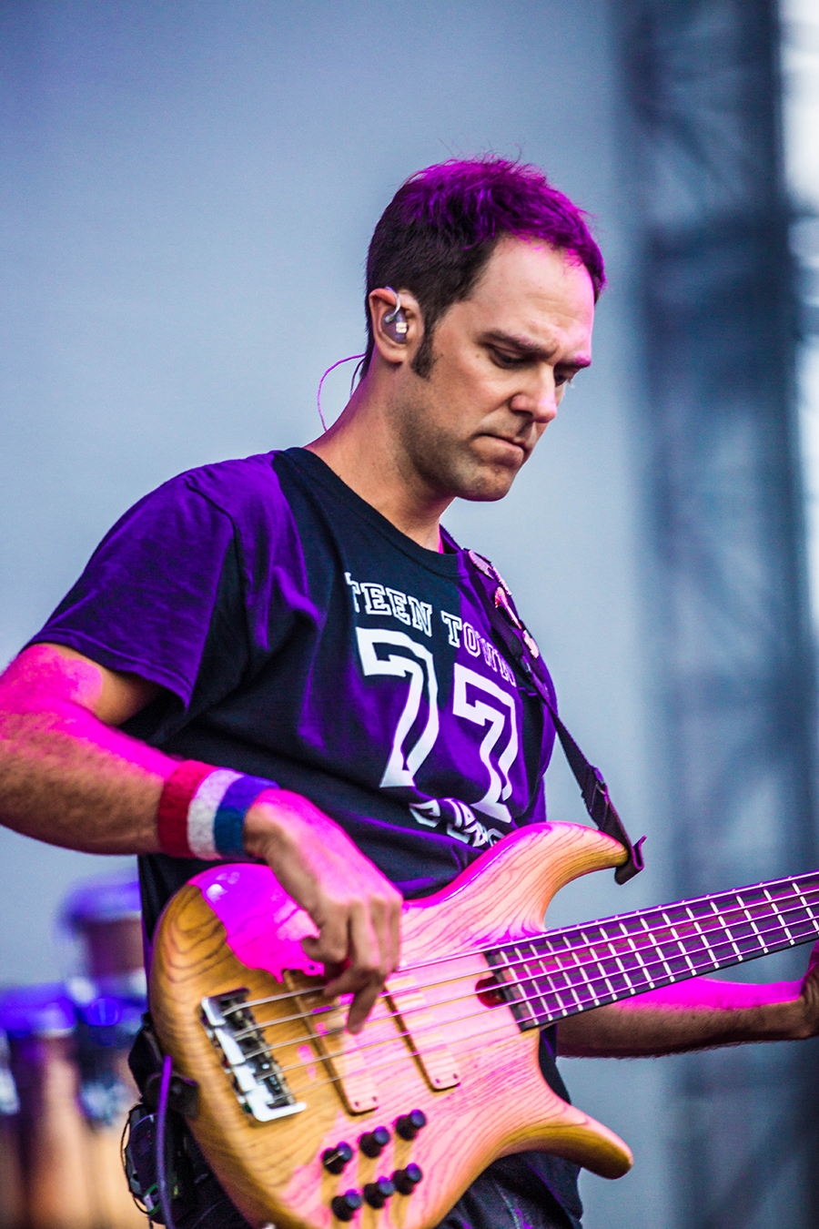 4I0A2530 Umphreys McGee hometown show gets cut short at Northerly Island