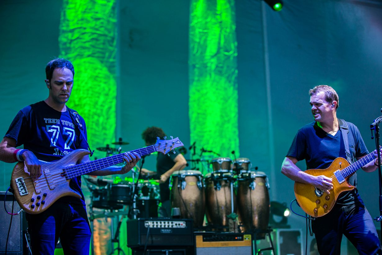 4I0A2576 1230x820 Umphreys McGee hometown show gets cut short at Northerly Island