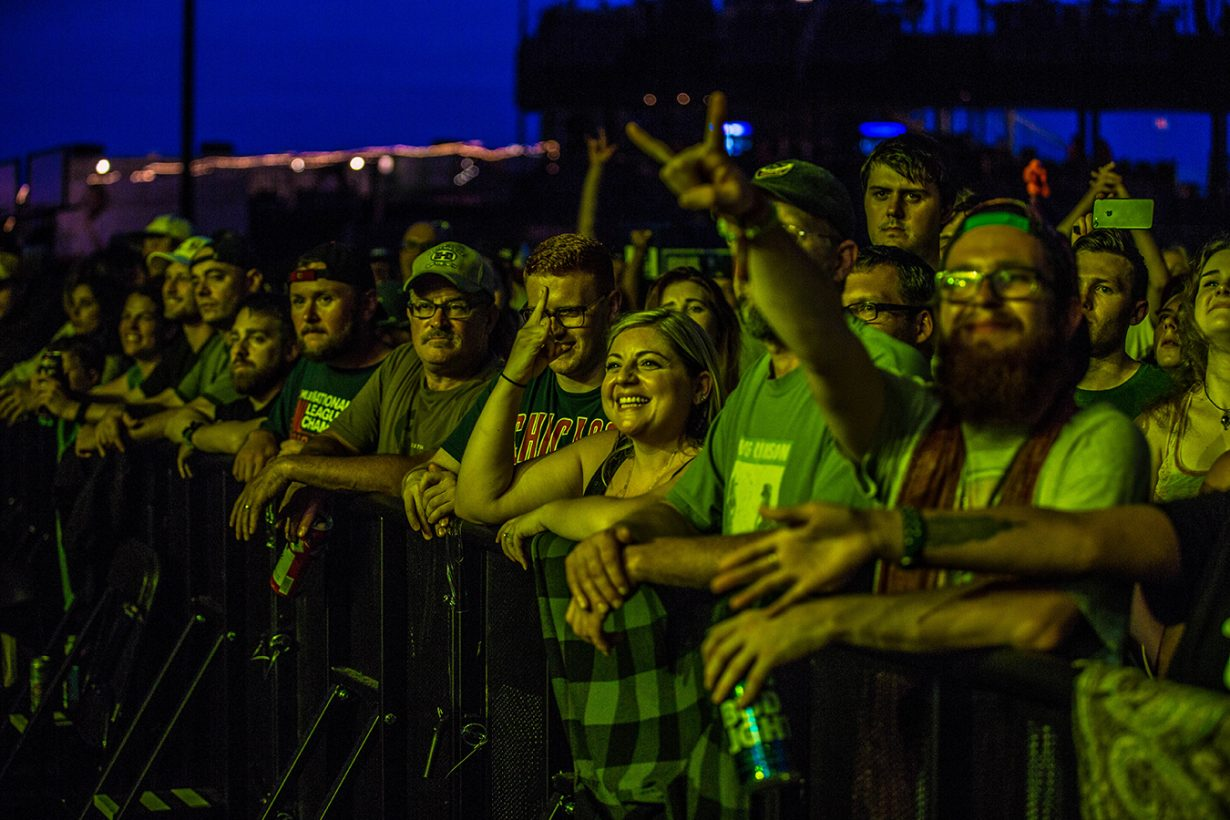 4I0A3362 1230x820 Umphreys McGee hometown show gets cut short at Northerly Island