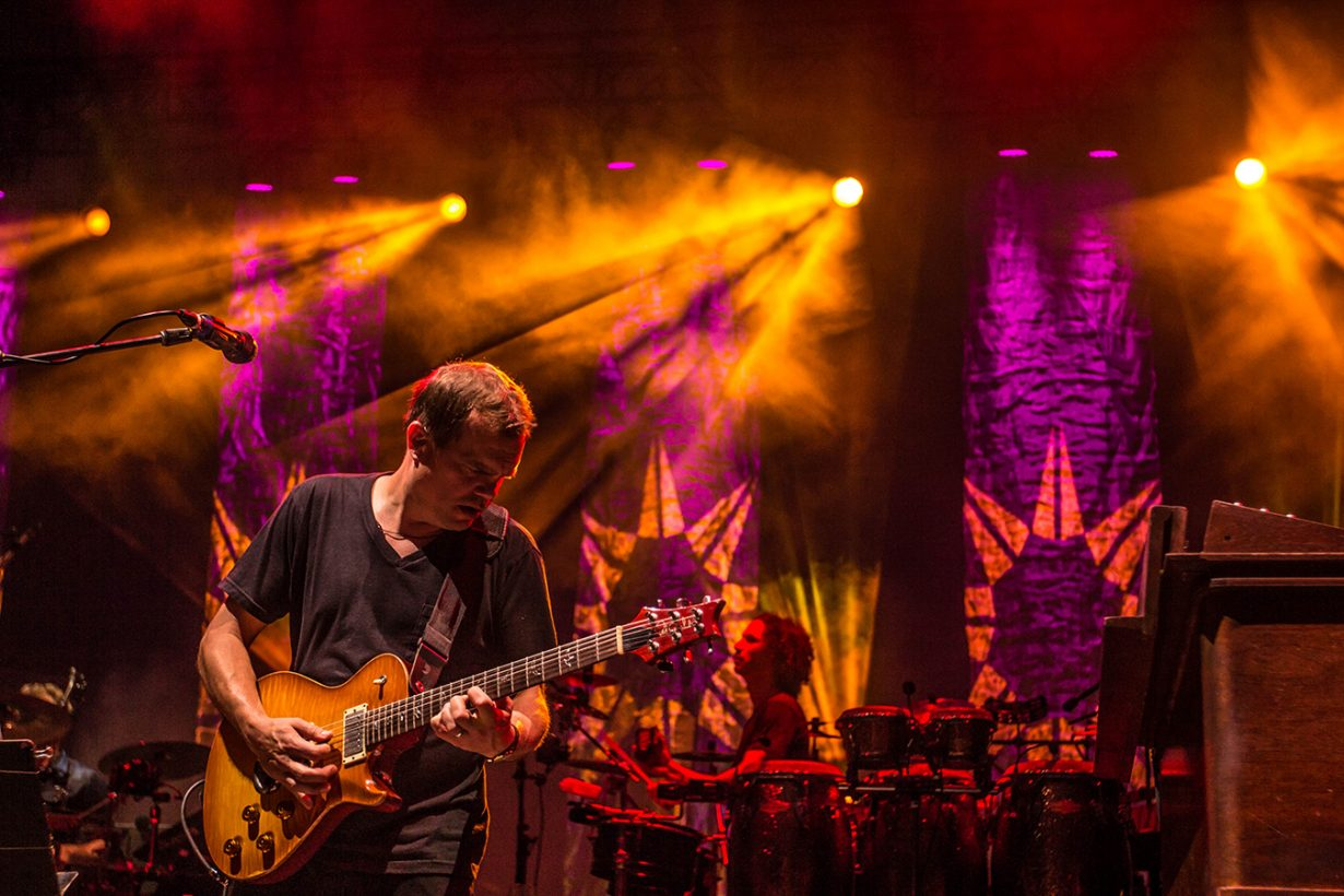 IMG 5418 1230x820 Umphreys McGee hometown show gets cut short at Northerly Island