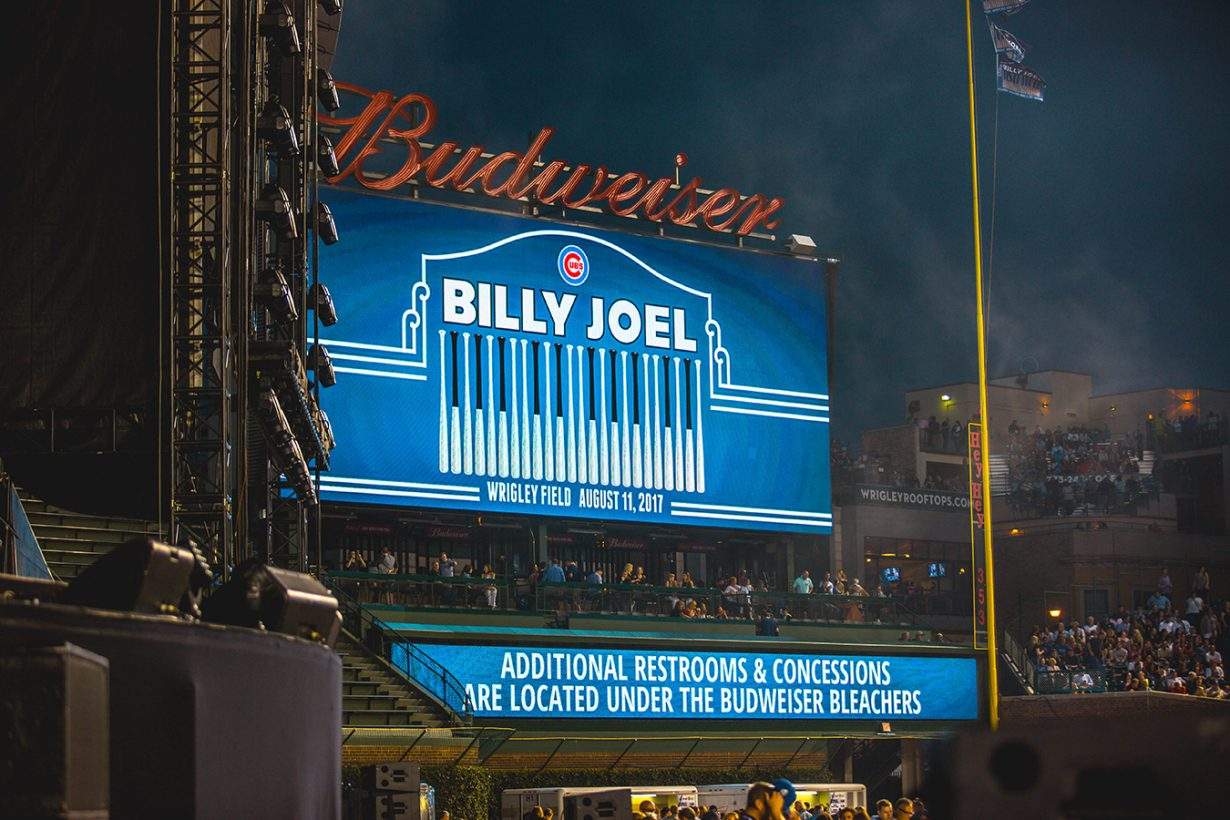 4I0A4628 1230x820 Billy Joel Returns to Wrigley With a Night Packed Full of Hits