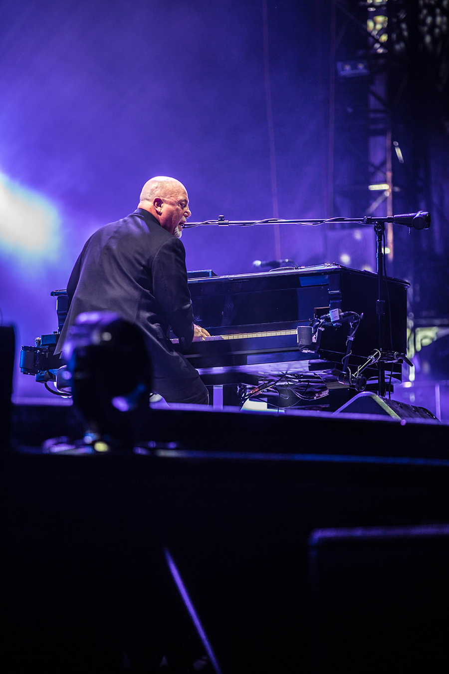 4I0A4887 Billy Joel Returns to Wrigley With a Night Packed Full of Hits