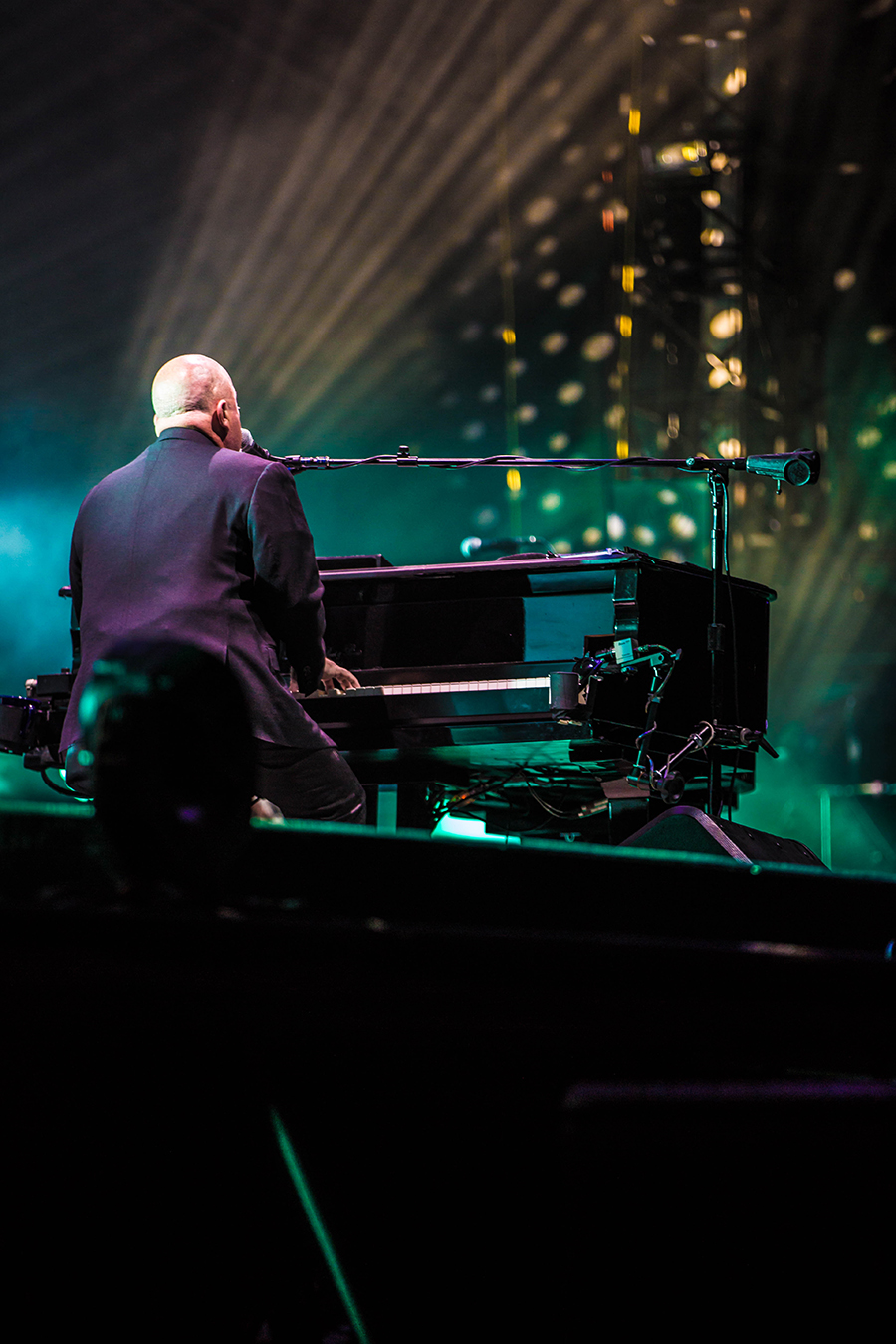 4I0A4898 Billy Joel Returns to Wrigley With a Night Packed Full of Hits