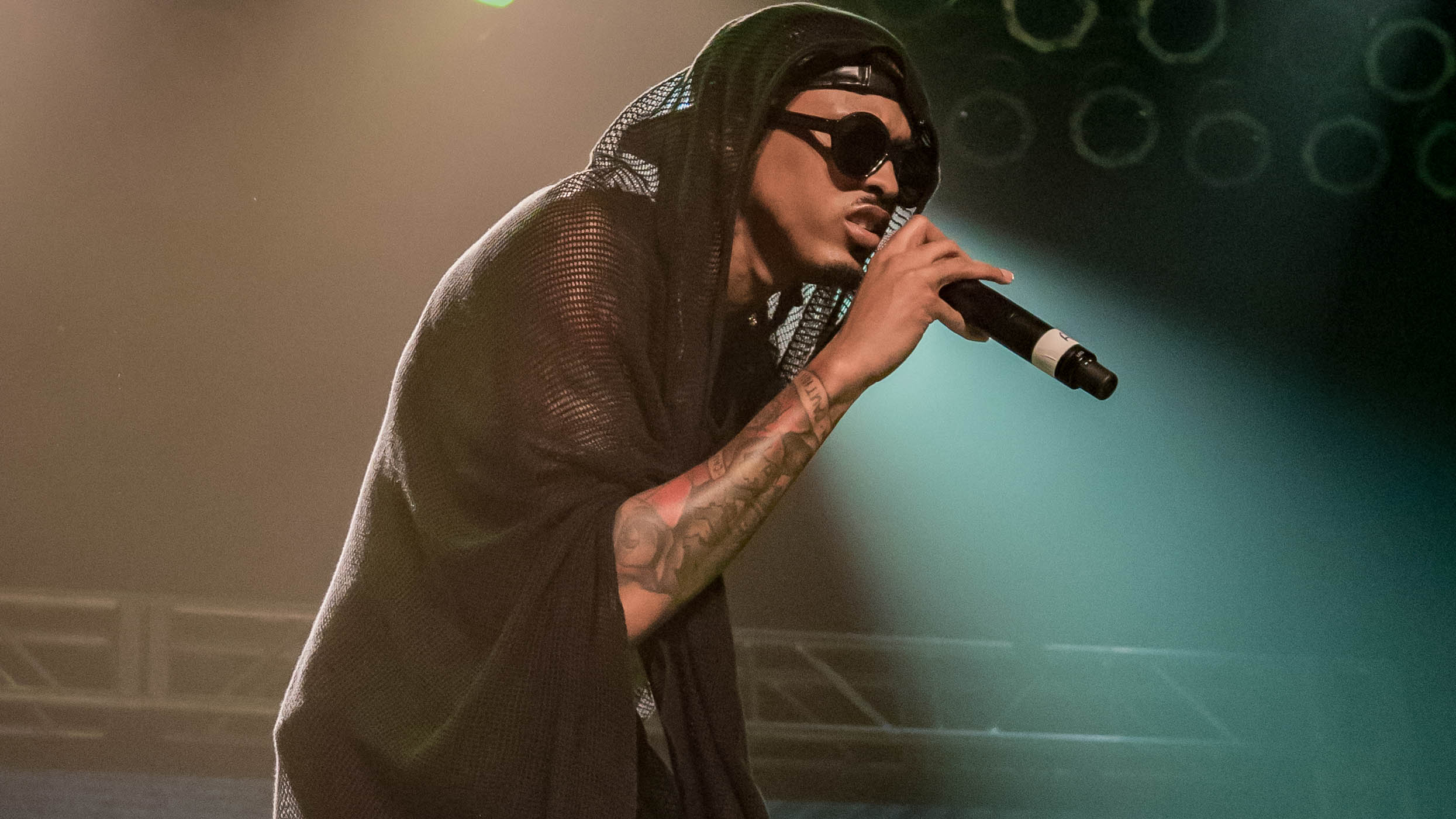 August Alsina. House of Blues 2017.