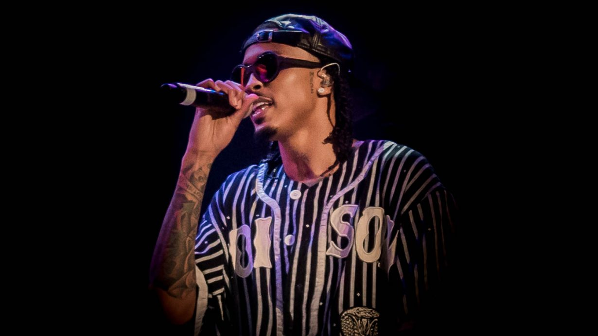August Alsina. House of Blues 2017. Chicago Il. Photo by Kevin Baker 19 1230x692 Photos: August Alsina Dont Matter Tour with Rotimi and Tone Stith at the House of Blues