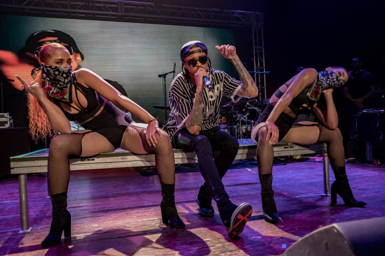 August Alsina. House of Blues 2017. Chicago Il. Photo by Kevin Baker 25 1230x820 Photos: August Alsina Dont Matter Tour with Rotimi and Tone Stith at the House of Blues