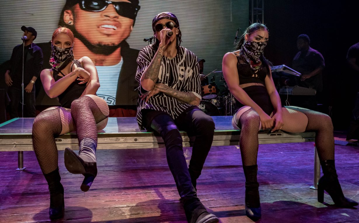 August Alsina. House of Blues 2017. Chicago Il. Photo by Kevin Baker 26 1230x765 Photos: August Alsina Dont Matter Tour with Rotimi and Tone Stith at the House of Blues