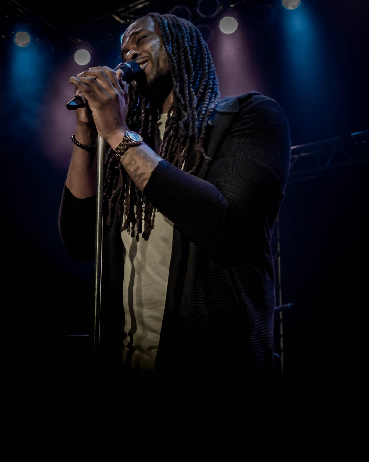 Ben Official. House of Blues 2017. Chicago Il. Photo by Kevin Baker 13 1230x1538 Photos: August Alsina Dont Matter Tour with Rotimi and Tone Stith at the House of Blues