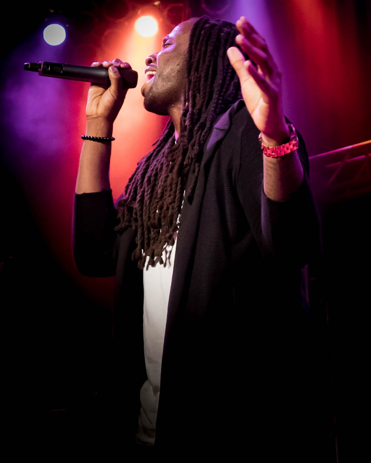 Ben Official. House of Blues 2017. Chicago Il. Photo by Kevin Baker 15 1230x1537 Photos: August Alsina Dont Matter Tour with Rotimi and Tone Stith at the House of Blues