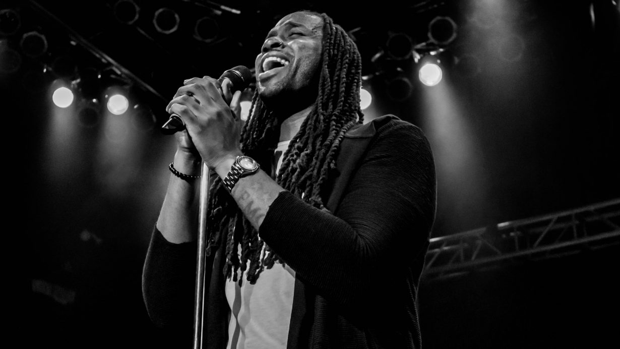 Ben Official. House of Blues 2017. Chicago Il. Photo by Kevin Baker 8 1230x692 Photos: August Alsina Dont Matter Tour with Rotimi and Tone Stith at the House of Blues