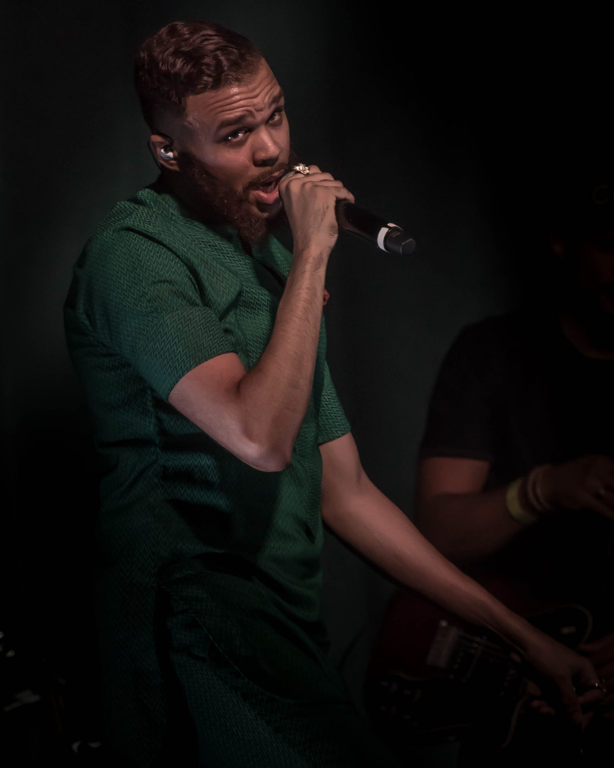 Jidenna. Lollapalooza 2017. Chicago IL. Photo Kevin Baker 18 1230x1538 Photos: Zane Lowes After Show was Epic ft Aminé, Jidenna, Towkio + More