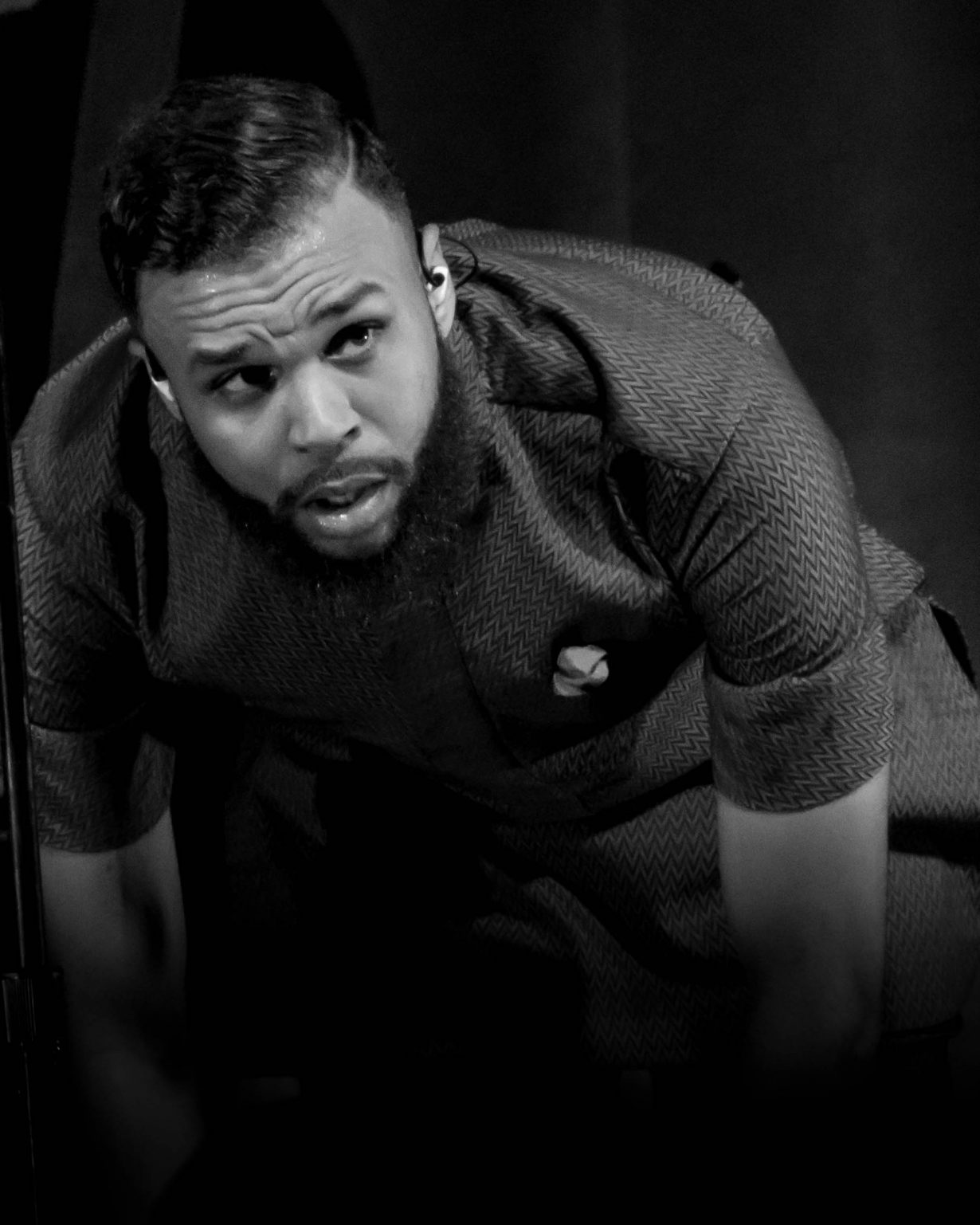 Jidenna. Lollapalooza 2017. Chicago IL. Photo Kevin Baker 29 1230x1537 Photos: Zane Lowes After Show was Epic ft Aminé, Jidenna, Towkio + More