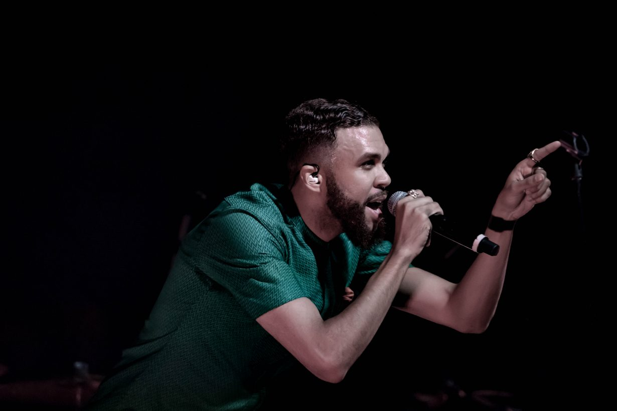 Jidenna. Lollapalooza 2017. Chicago IL. Photo Kevin Baker 53 1230x820 Photos: Zane Lowes After Show was Epic ft Aminé, Jidenna, Towkio + More