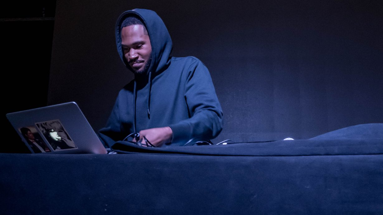 Kaytranada. Concord Music Hall 2017. Chicago Il. Photo by Kevin Baker 1230x692 Photos: Kaytranada, Kweku Collins and Lou Phelps at Concord Music Hall