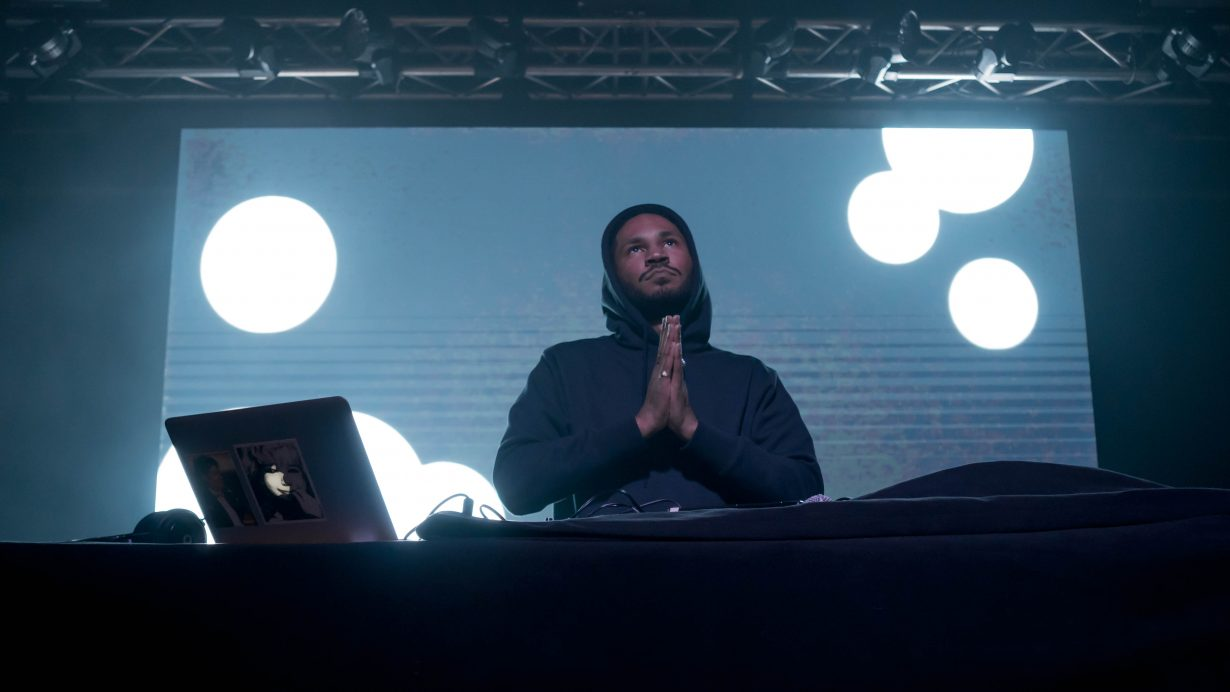 Kaytranada. Concord Music Hall 2017. Chicago Il. Photo by Kevin Baker 3 1230x692 Photos: Kaytranada, Kweku Collins and Lou Phelps at Concord Music Hall
